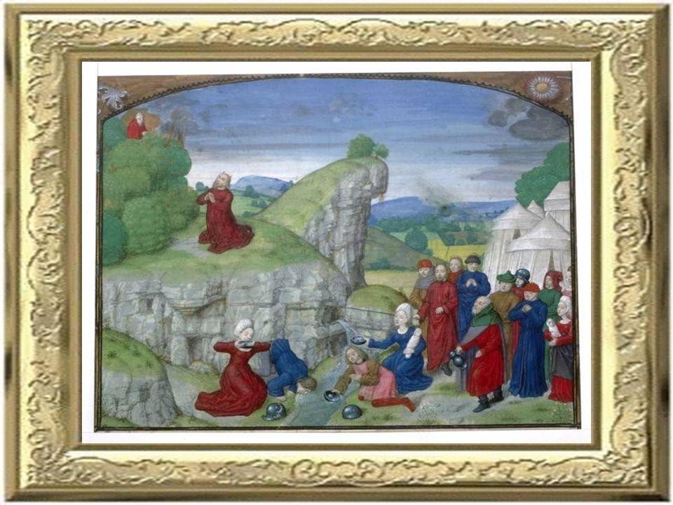 Flavius Joséphe écrivant. Prise de Jerusalem (-170) Flavius Joséphe écrivant.