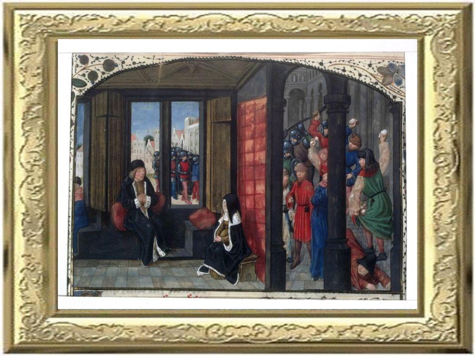 Flavius Josephe, Antiquites judaiques Belgique Bruges 15.Jhdt.