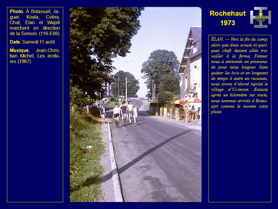 Rochehaut 1973 Photo.