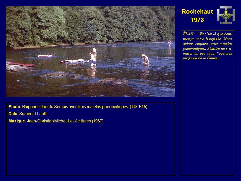 Rochehaut 1973 Photo.