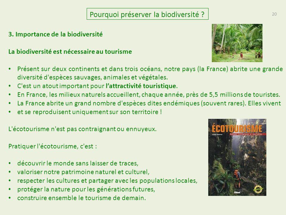 20 Pourquoi préserver la biodiversité .3.