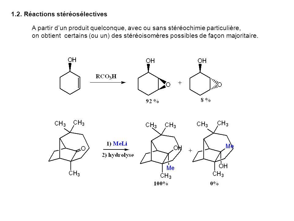 Exercice examen 2004 – 1 ère session : soit base t-Bu H H H H Br OH CH 3 t-Bu H H H H Br OH CH 3 soit base énol cétone A partir des données de lénoncé (cf nomenclature), en milieu basique : Identification des réactions