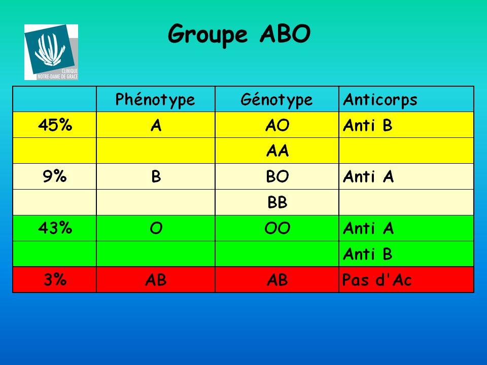 Groupe ABO