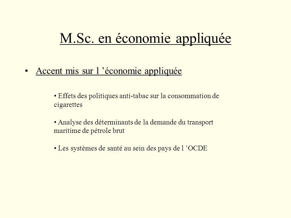 M.Sc.