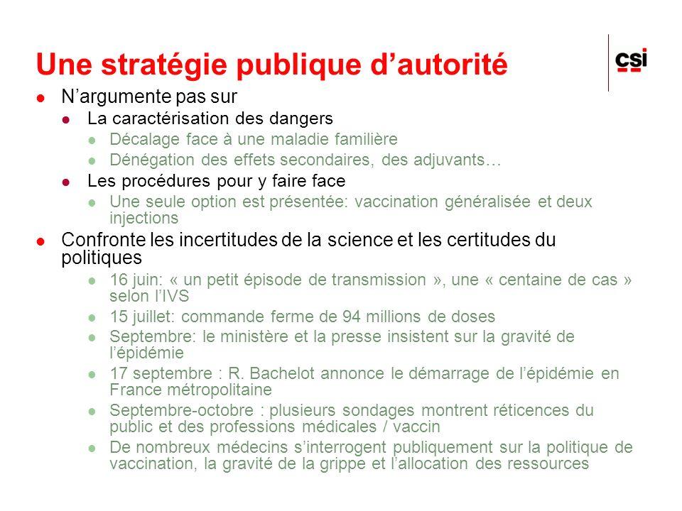 Sinformer : analyse dun « chemin » Un article publié sur le site Atoute : « Faut-il ou non se faire vacciner contre la grippe .