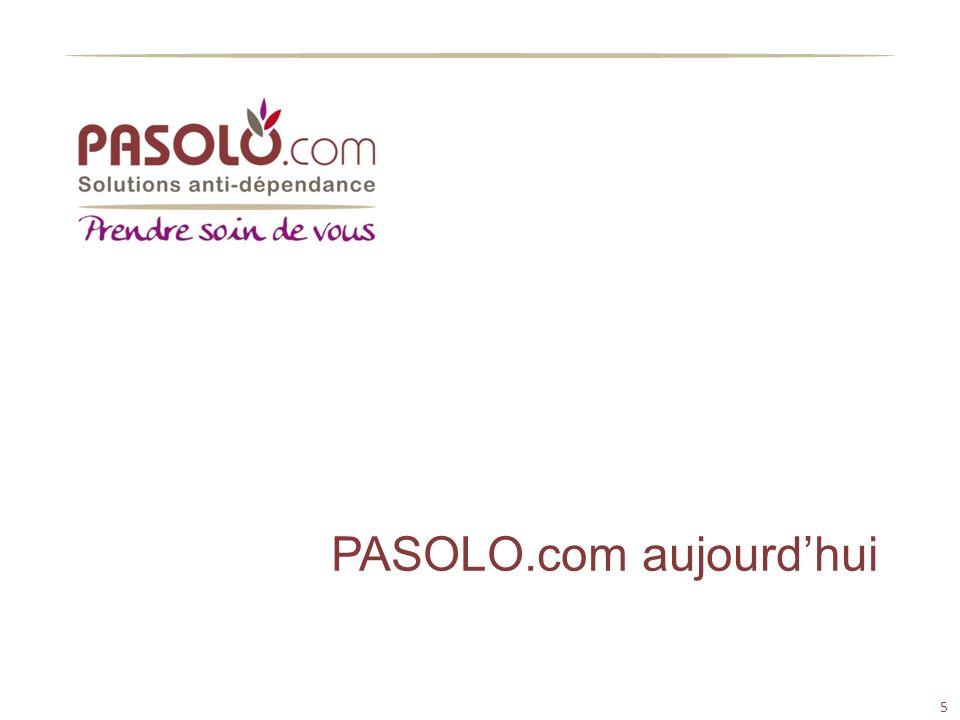5 PASOLO.com aujourdhui