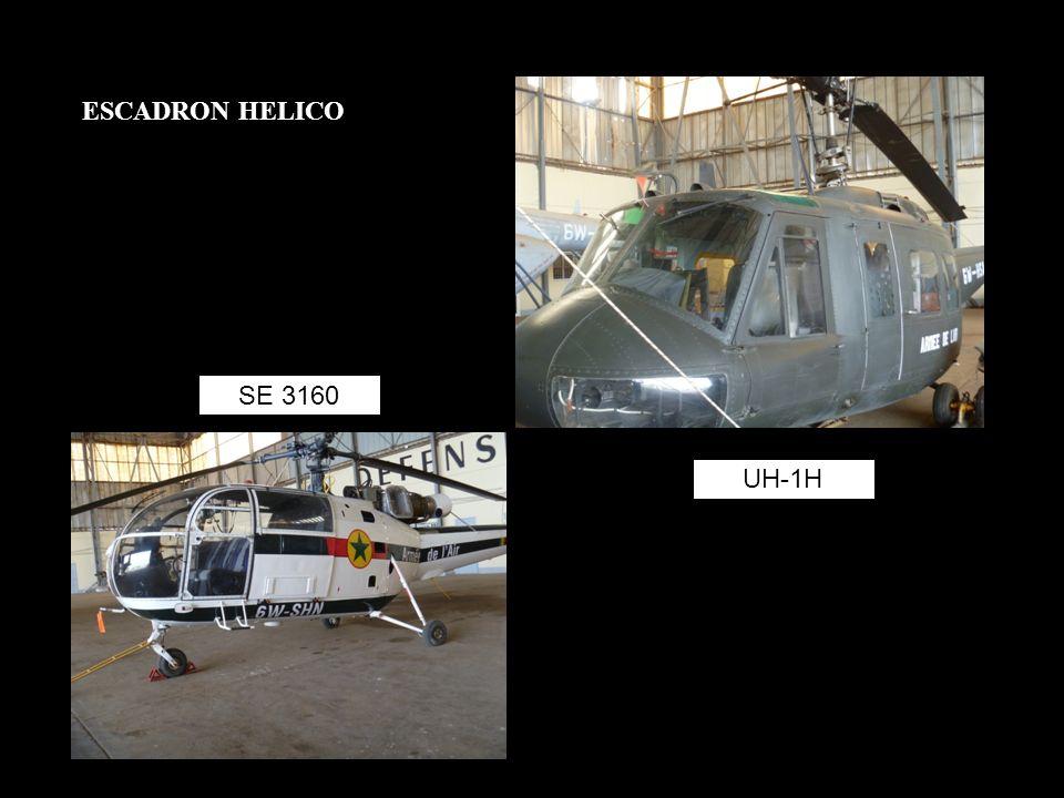 UH-1H SE 3160 ESCADRON HELICO