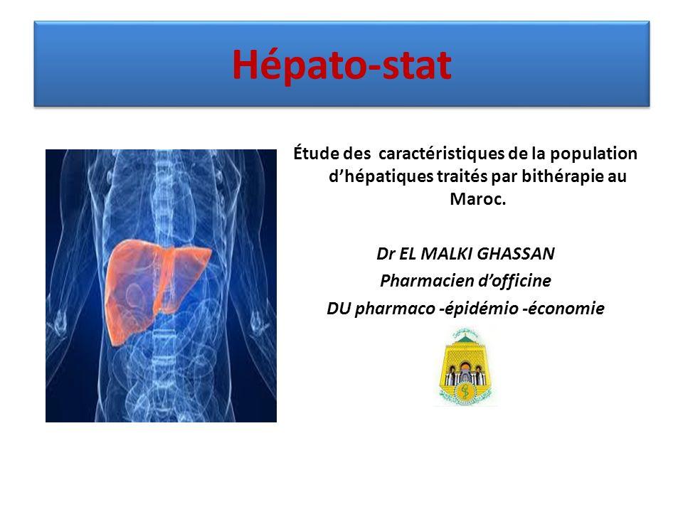 Recommandations : Lamélioration des résultats des traitements pour les hépatiques dépend de : Laccès au traitement, sa continuité et le respect des protocoles.