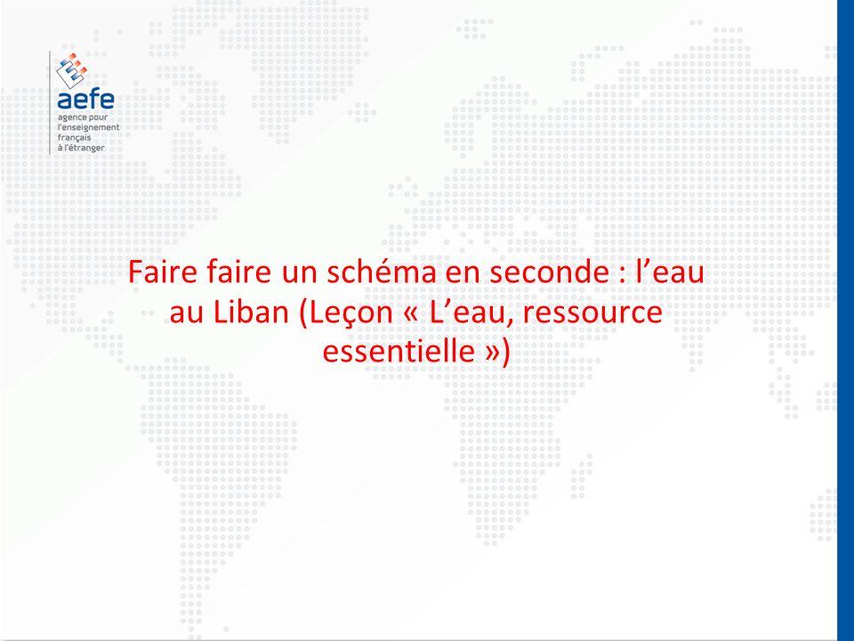 Une ressource récente sur leau au Liban (un document militant pour la mise en place dune Gestion Intégrée des Ressources en Eau (GIRE) avec des données actualisées) : http://bluegoldlebanon.com/bluegold-book