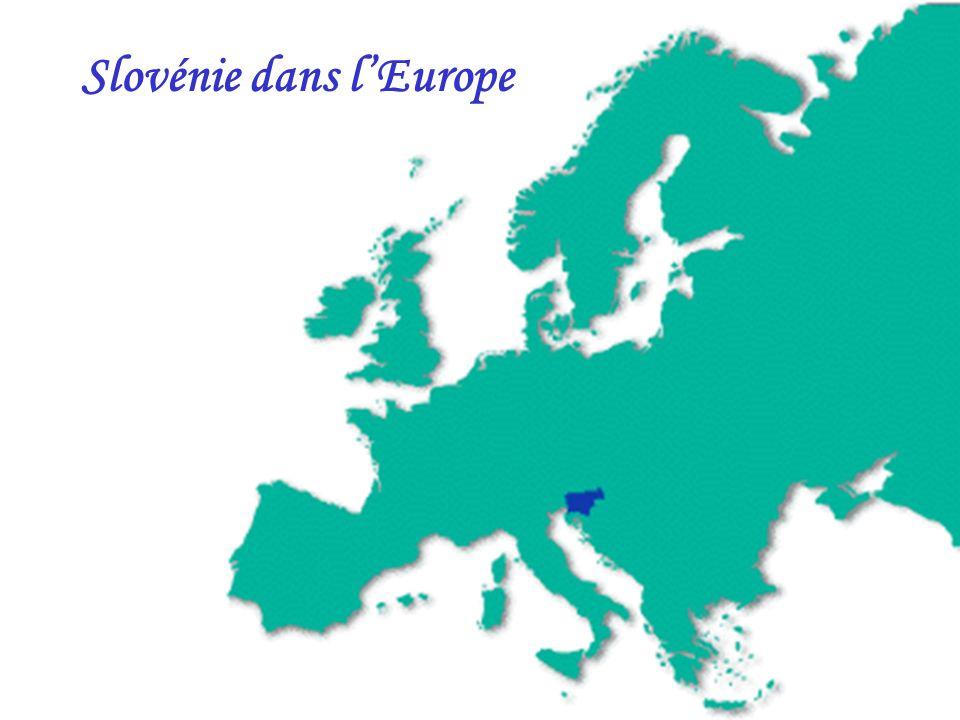 Slovénie dans lEurope