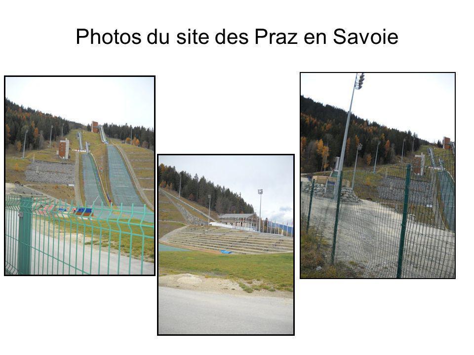 Photos du site des Praz en Savoie
