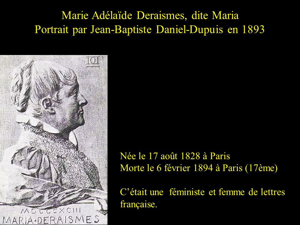 Julie-Victoire Daublé Née le 26 mars 1824 à Bains-les-Bains Morte le 26 août 1874 à Fontenoy-le-Château Cétait une journaliste française.