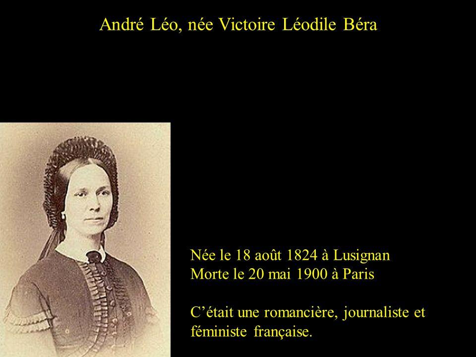 Nathalie Lemel Née le 26 août 1827 à Brest Morte en 1921 à Ivry-sur-Seine Cétait une militante anarchiste et féministe qui a participé sur les barrica