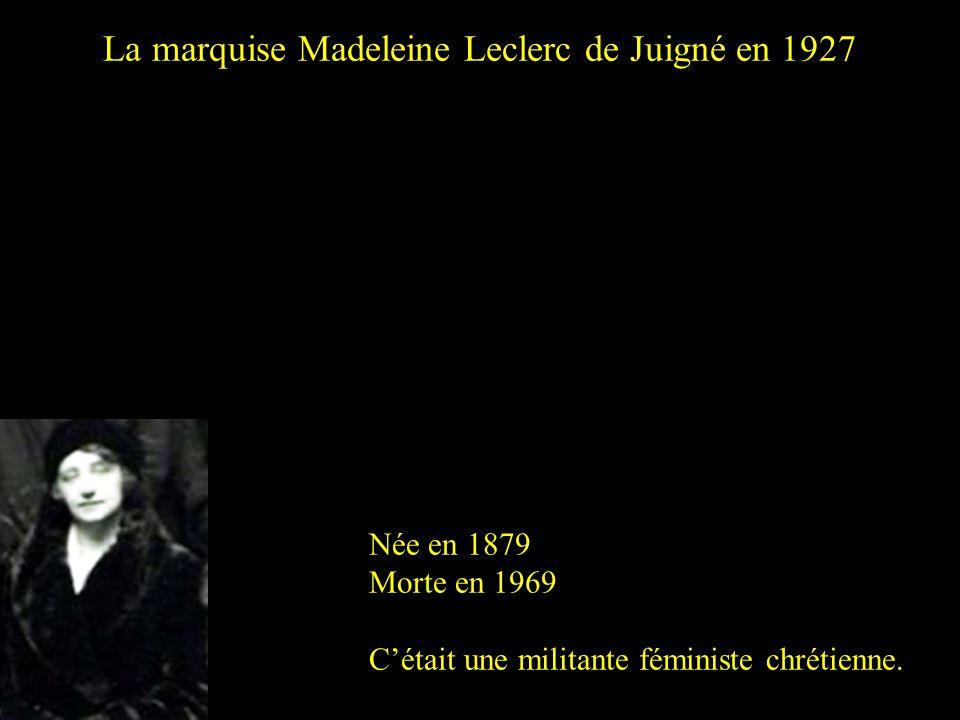 Louise Hervieu en 1936 Née le 26 octobre1878 à Alençon Morte le 11 septembre 1854 Versailles Cétait une artiste peintre, dessinatrice, lithographe et