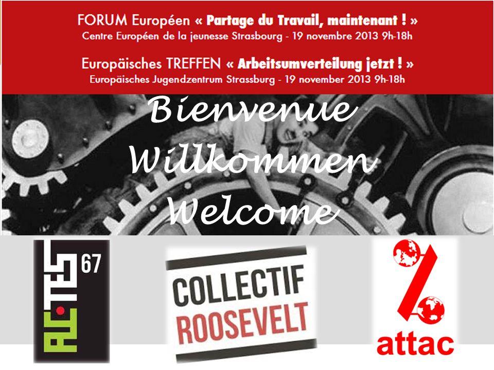 1 Bienvenue Willkommen Welcome
