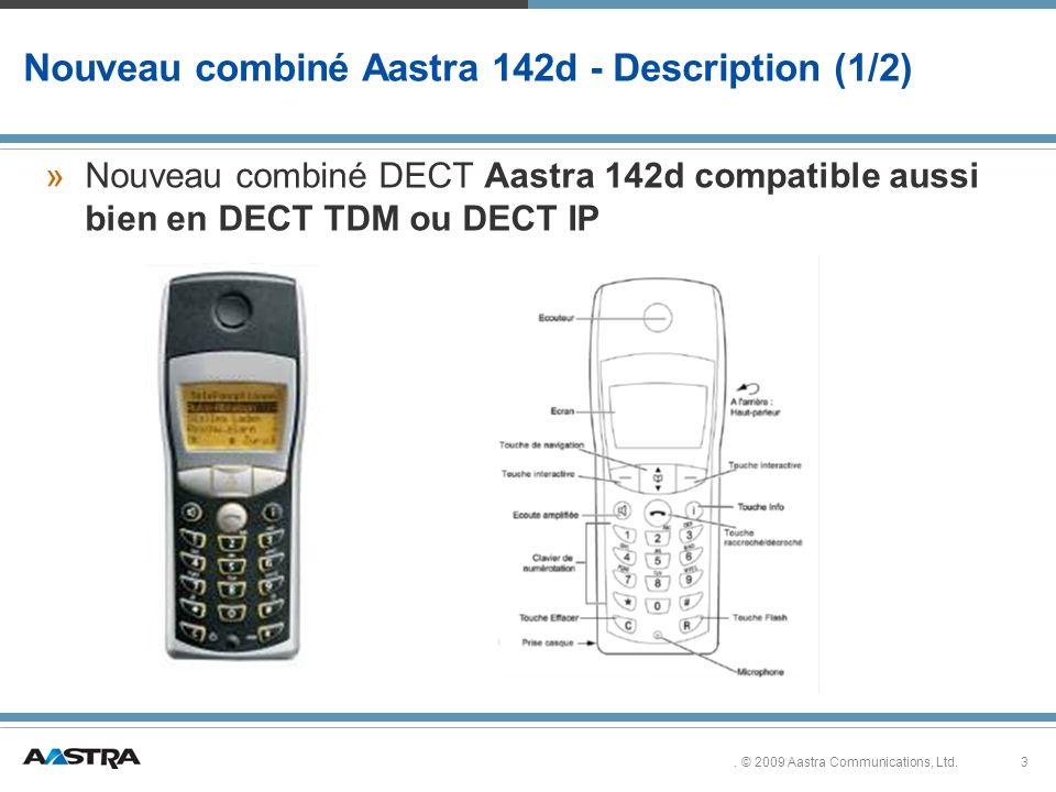 3.© 2009 Aastra Communications, Ltd.