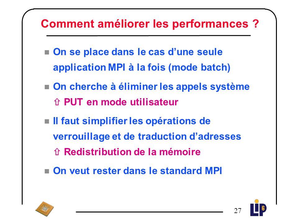 26 Performances MPI (3)