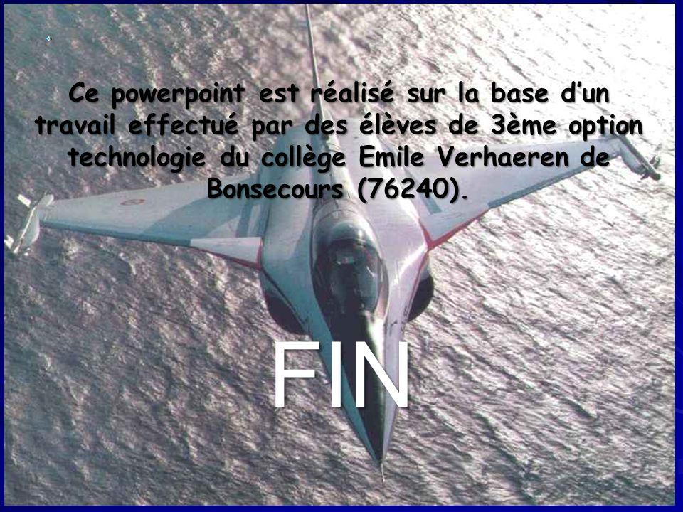 Ce powerpoint est réalisé sur la base dun travail effectué par des élèves de 3ème option technologie du collège Emile Verhaeren de Bonsecours (76240).