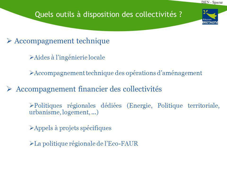 Pour un urbanisme durable en Bretagne Zoom sur la politique régionale de lEco-Faur Octobre 2008