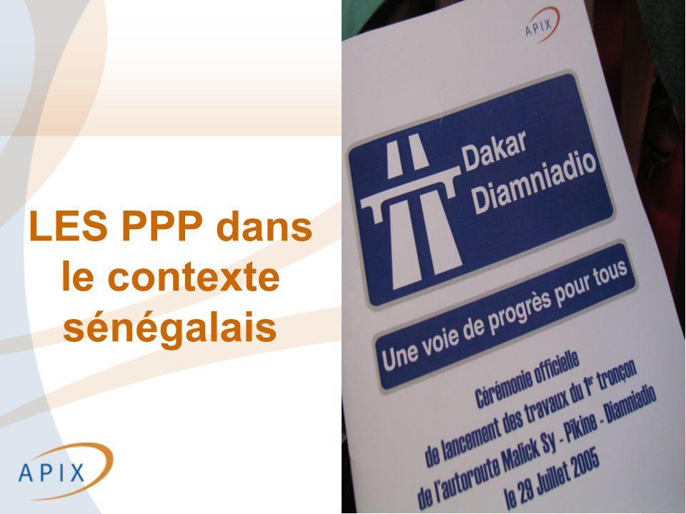 8 LES PPP dans le contexte sénégalais