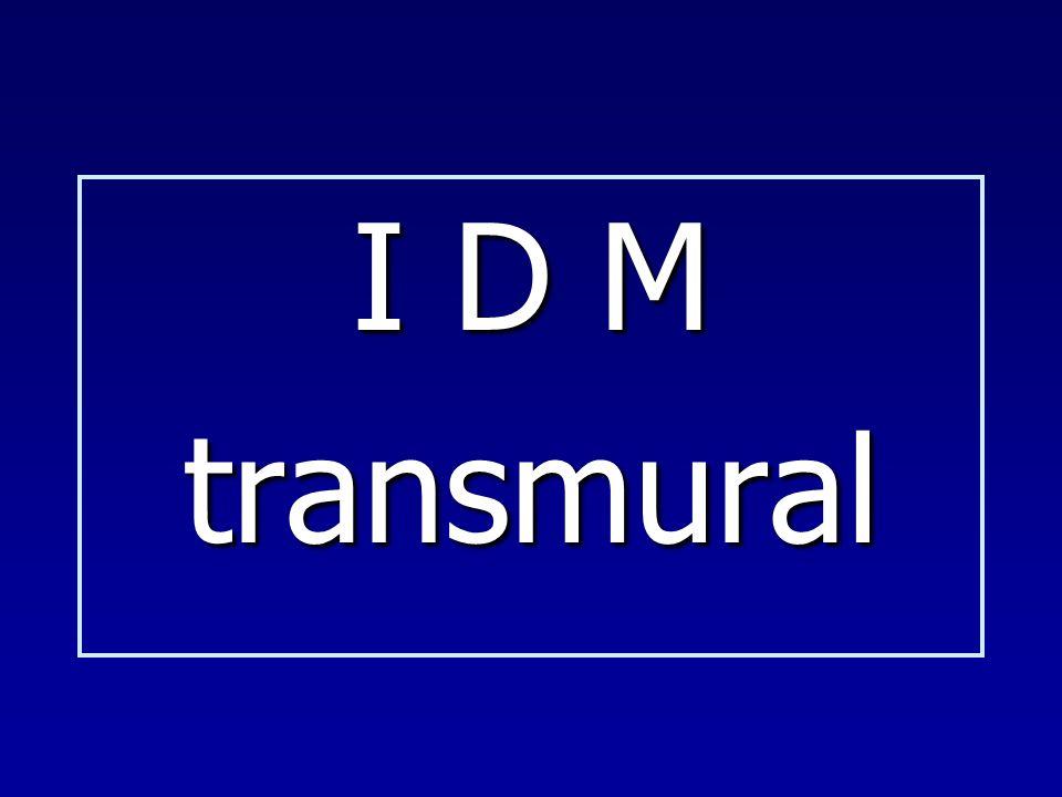 CAS PARTICULIER (2) IDM biventriculaire IDM biventriculaire IDM postéro-inférieur étendu au VD IDM postéro-inférieur étendu au VD occlusion CD ou circonflexe proximale dominante occlusion CD ou circonflexe proximale dominante bradycardie (sinusale, jonctionnelle, BAV) bradycardie (sinusale, jonctionnelle, BAV) triade hypotension triade hypotension oligurie oligurie