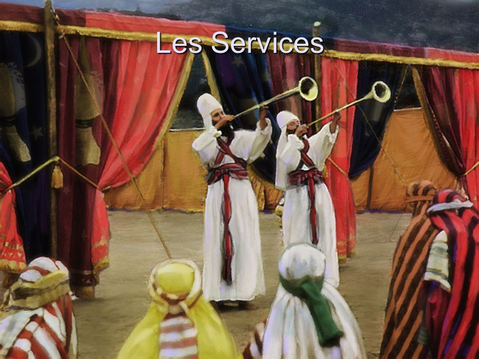 Les trois principaux services 1)Le service quotidien.