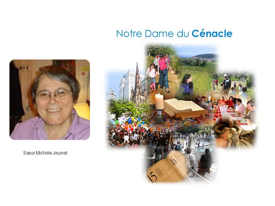 Sœur Michèle Jeunet