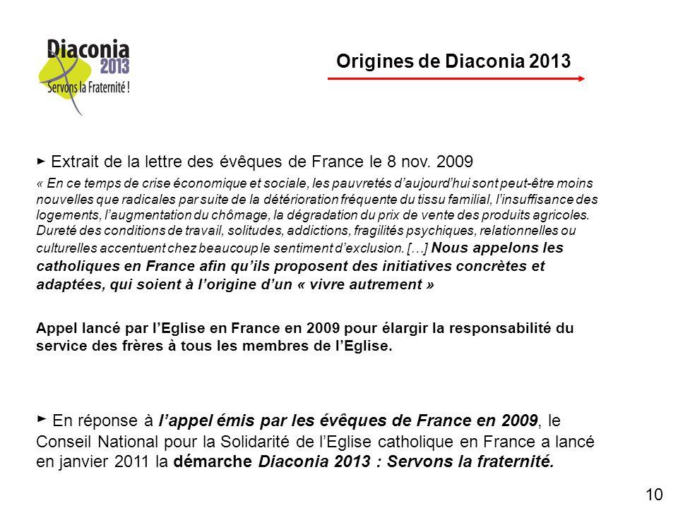 10 Extrait de la lettre des évêques de France le 8 nov.