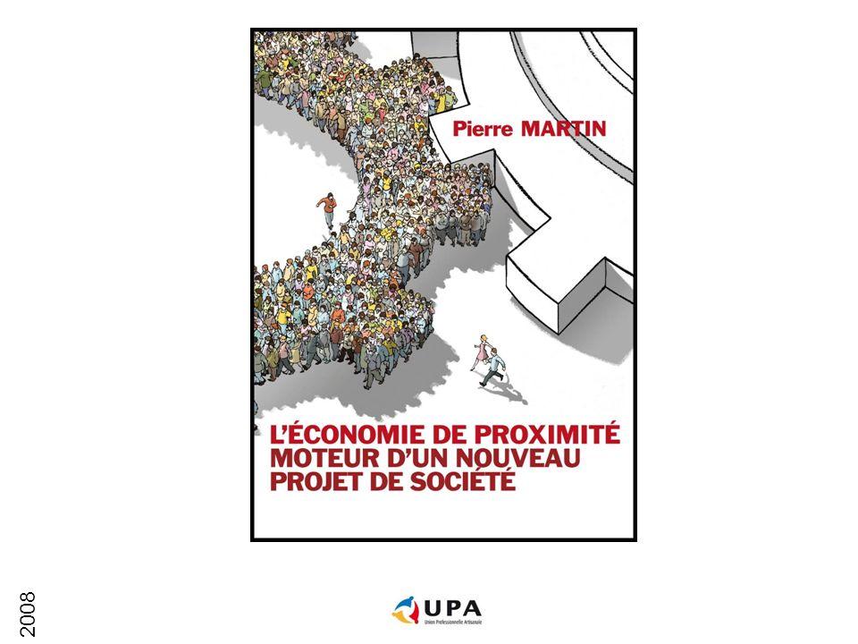 2008 Le défi territorial 4 Aucun territoire nest « moribond » Partout en France, léconomie de proximité peut relancer léconomie et recréer le lien social