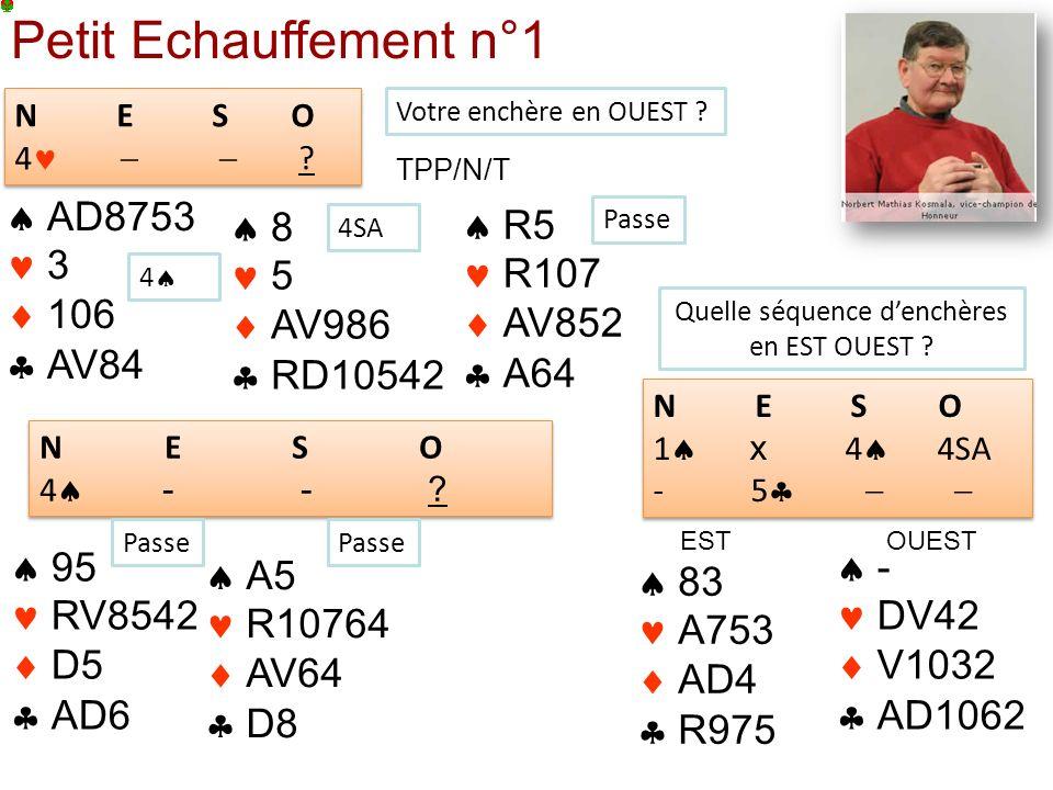 TPP/N/T Petit Echauffement n°1 N E S O 4 .N E S O 4 .
