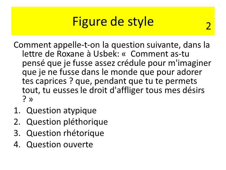 Culture générale Dans quels propositions les auteurs sont-ils classés par ordre chronologique.