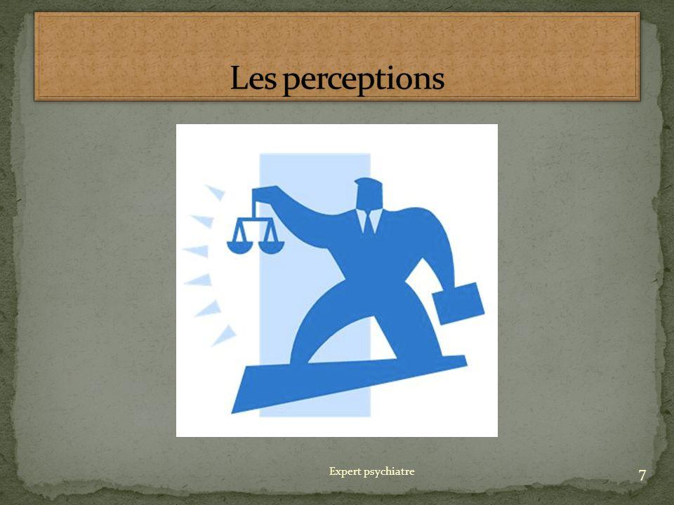 Lassurance dune plus grande objectivité? 68 Expert psychiatre