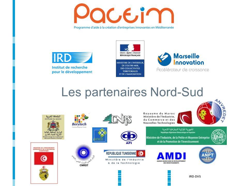 Les partenaires Nord-Sud IRD-DVS