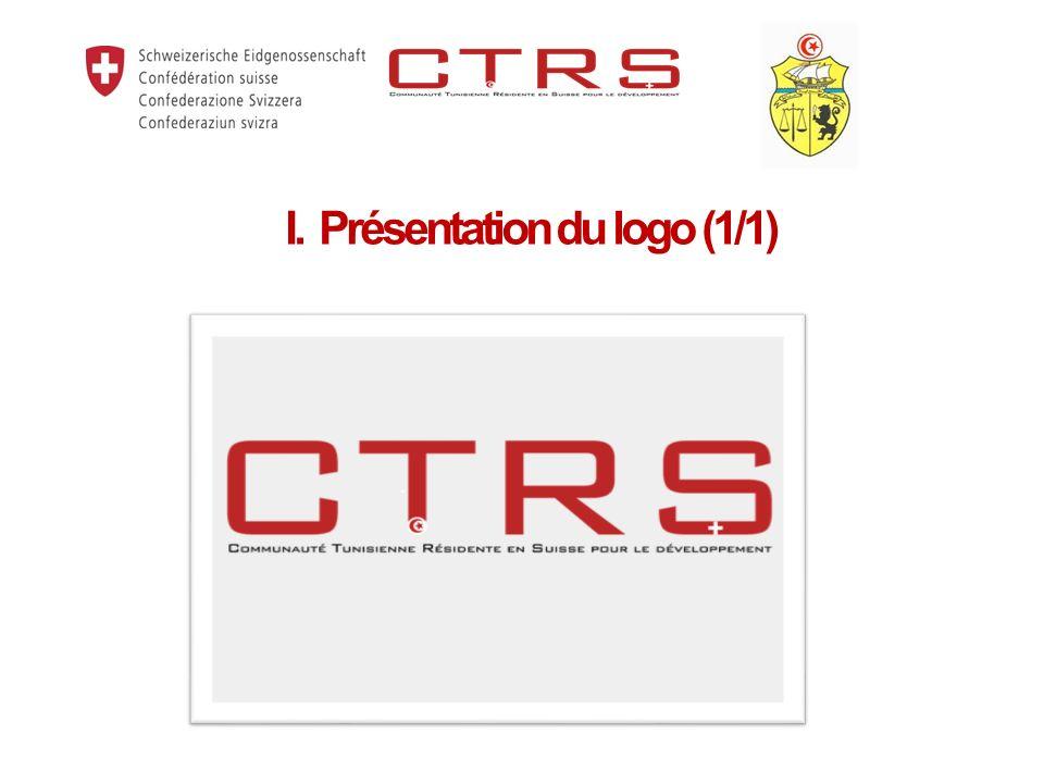 I. Présentation du logo (1/1)