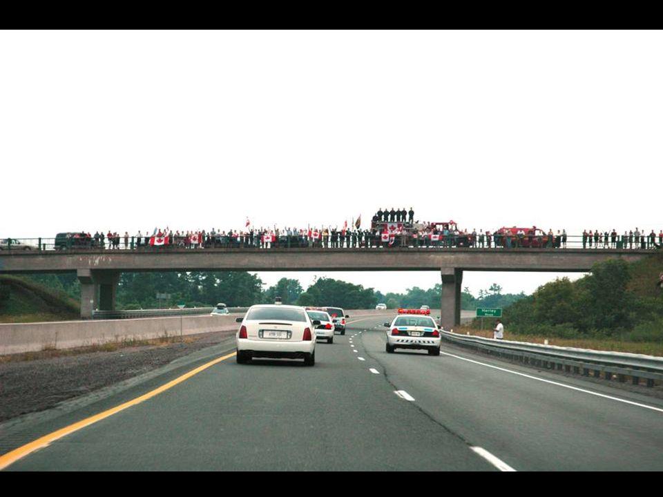 Entre Trenton et Toronto, il y a 50 ponts