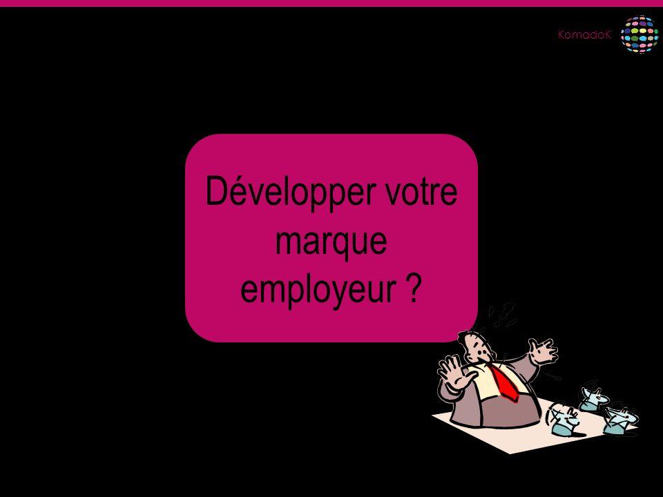 KomadoK Développer votre marque employeur ?