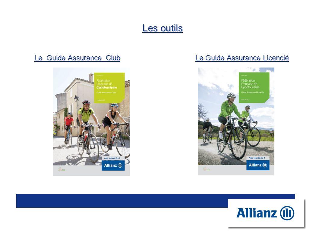 Les outils Le Guide Assurance Club Le Guide Assurance Licencié Le Guide Assurance Club Le Guide Assurance Licencié