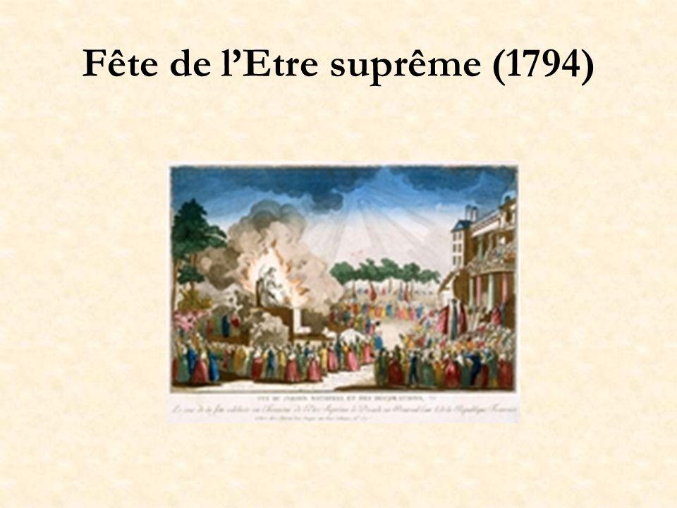Fête de lEtre suprême (1794)