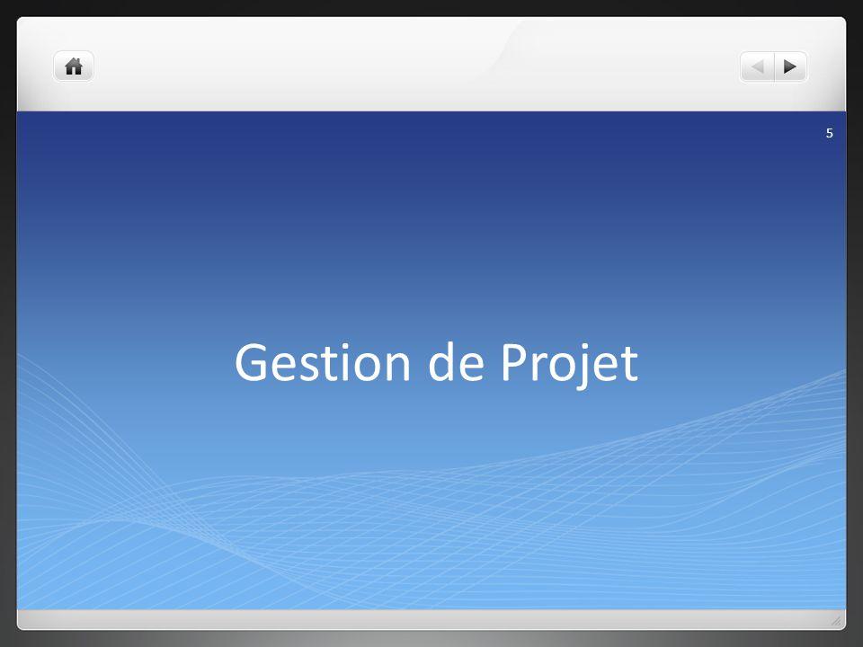 Gestion de Projet 5