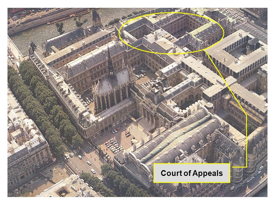 Who The judicial system in France –The administrative division rules on disputes between private parties and public authorities –The judicial division rules on disputes between private parties and punishes offences against persons, property, and society