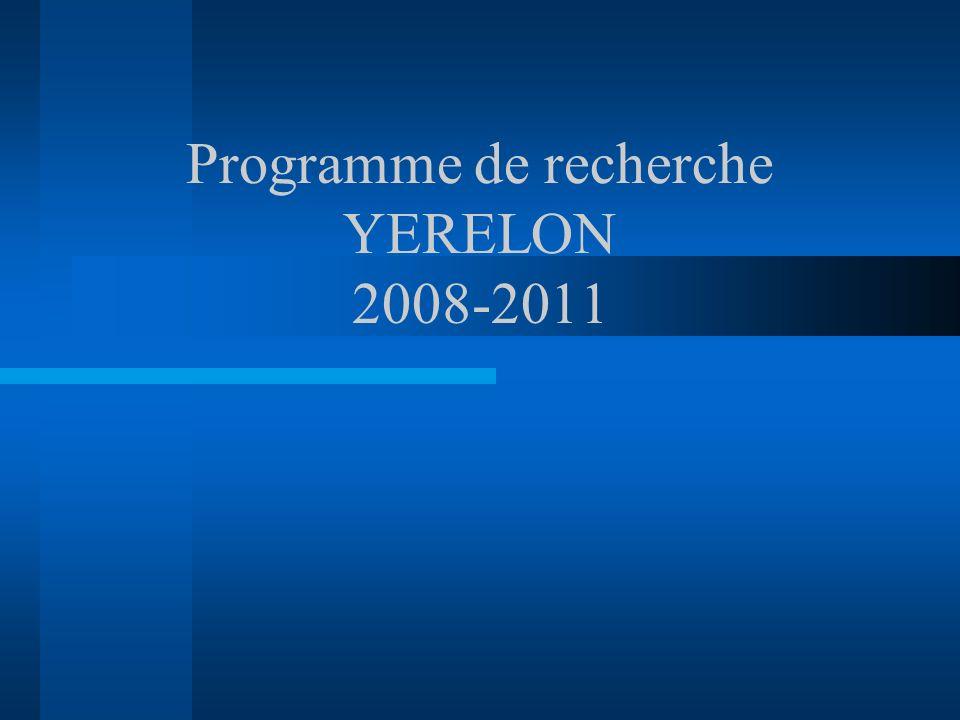 6èmes Journées Scientifiques Site ANRS Burkina Faso, 3 -5 Mars 2008 Contexte Nécessité d intégration de la cohorte dans le système de santé et de formation Limites de la prévention du VIH à Bobo-Dioulasso Développement du site ANRS sur Ouagadougou Contraintes budgétaires Proposition de projet 2008-2011 autour de 2 pôles : –Pôle de Bobo-Dioulasso (ANRS) –Pôle de Ouagadougou (EDCTP)
