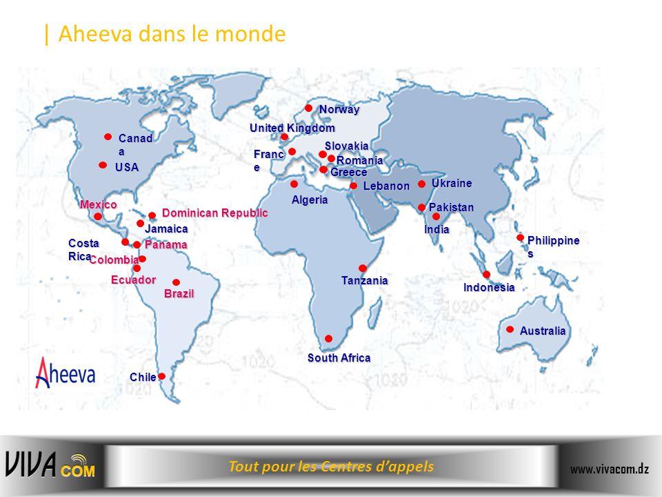 Tout pour les Centres dappels www.vivacom.dz South Africa Algeria Australia Chile Ecuador India Lebanon Pakistan Mexico Panama Philippine s Romania Gr