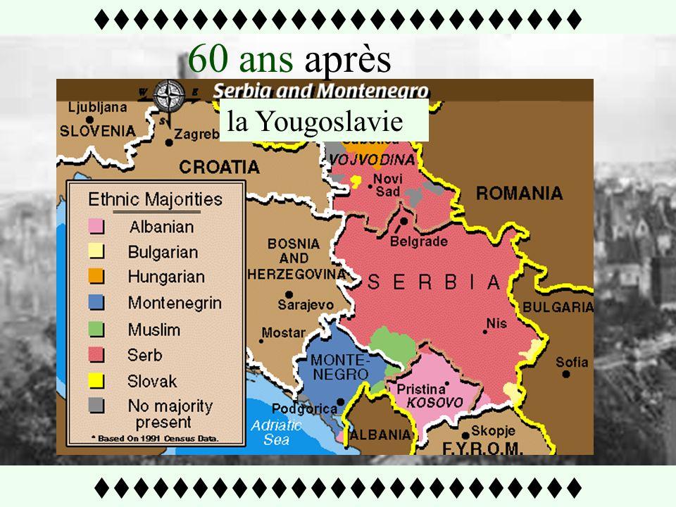 Imaginez si 60 ans après Politique fiction Les Allemands, refusaient un traité de paix avec la Pologne malgré les propositions dindemnisation. La Polo