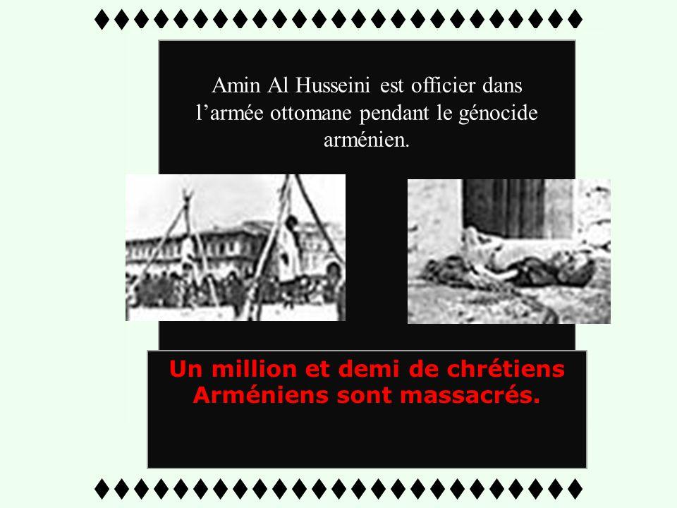 ttttttttttttttttttttttttt Amin Al Husseini Officier de l Empire Ottoman -1915 -