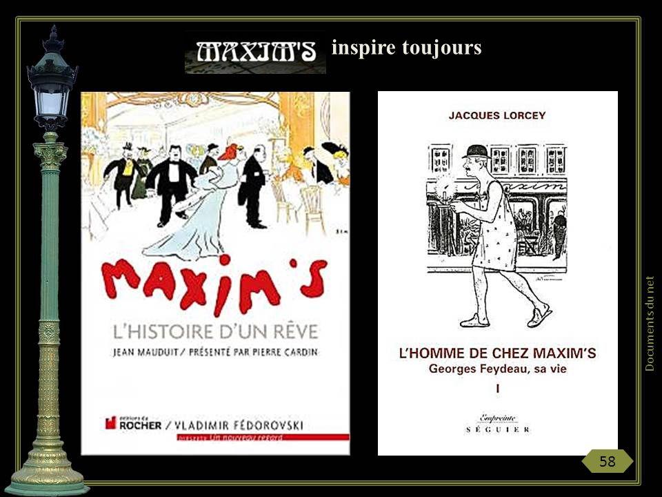 Gravure de Sem : on y reconnait Jean Lorain, adversaire de Proust et Montesquiou 56 Documents du net