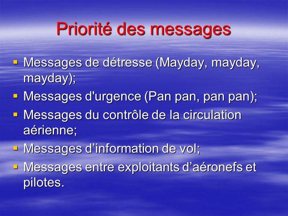 Règles générales Formulez des messages brefs et concis; Formulez des messages brefs et concis; Prononcez chaque mot clairement et distinctement; Prono