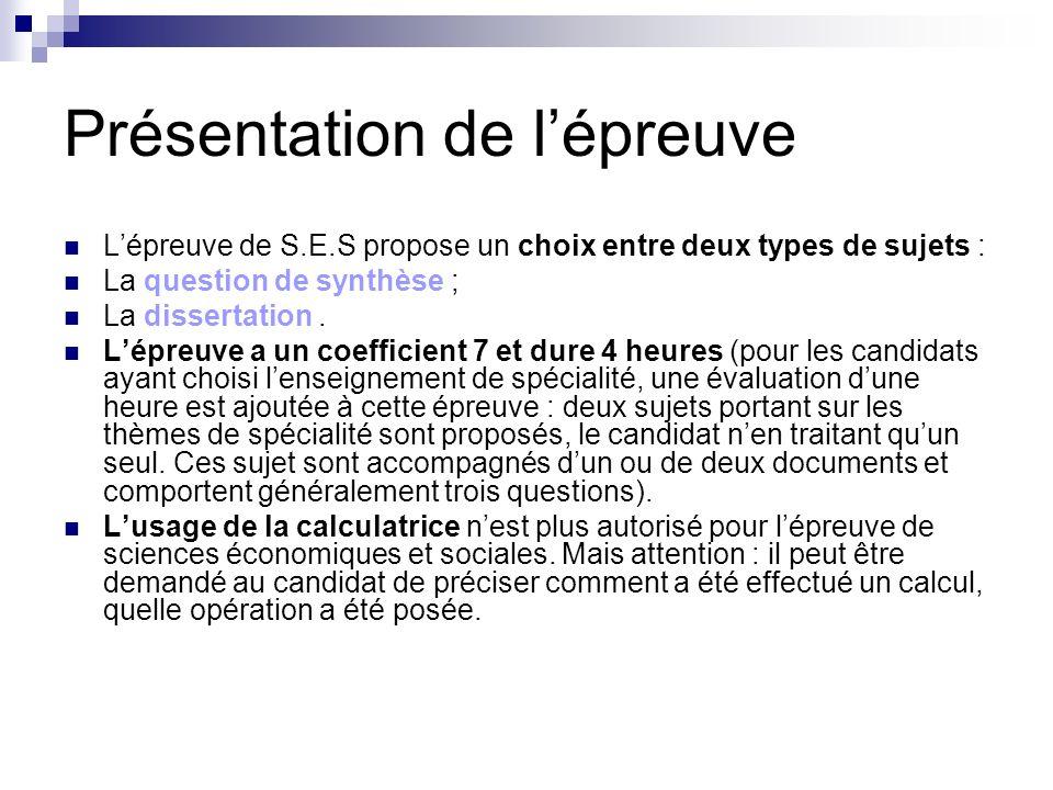 Dissertation Du Bac De Francais 2010