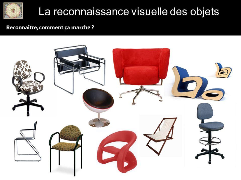 La reconnaissance visuelle des objets Reconnaître, comment ça marche ?
