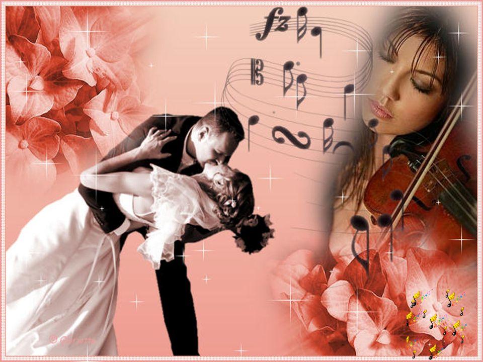 La musique parfois cest magique Le son des violons est féerique Les notes jouées en harmonie Sont souvent une tranche de notre vie..