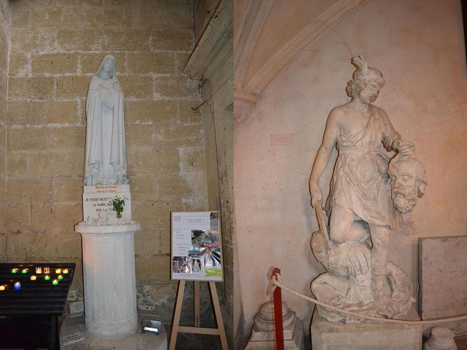 Baptistère de la Cathédrale Saint-Sauveur